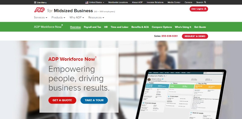 payroll applications for small business