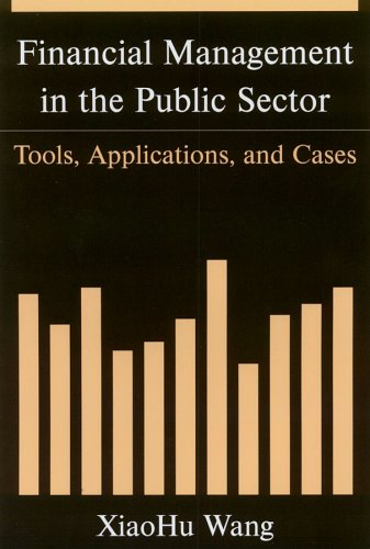 financial management in the public sector tools applications and cases