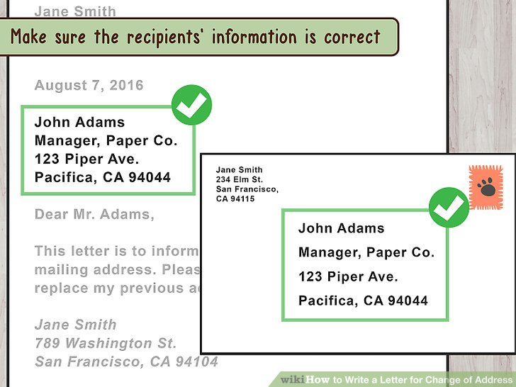 how to address an application letter