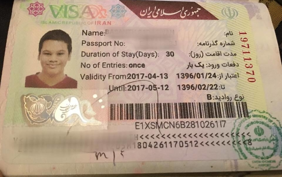 china visa application fee for malaysian in singapore