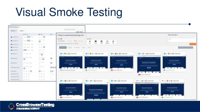 automated testing tools for web applications