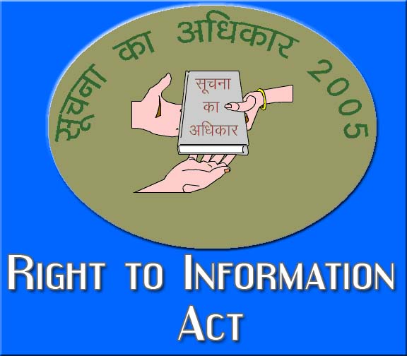 application under right to information act