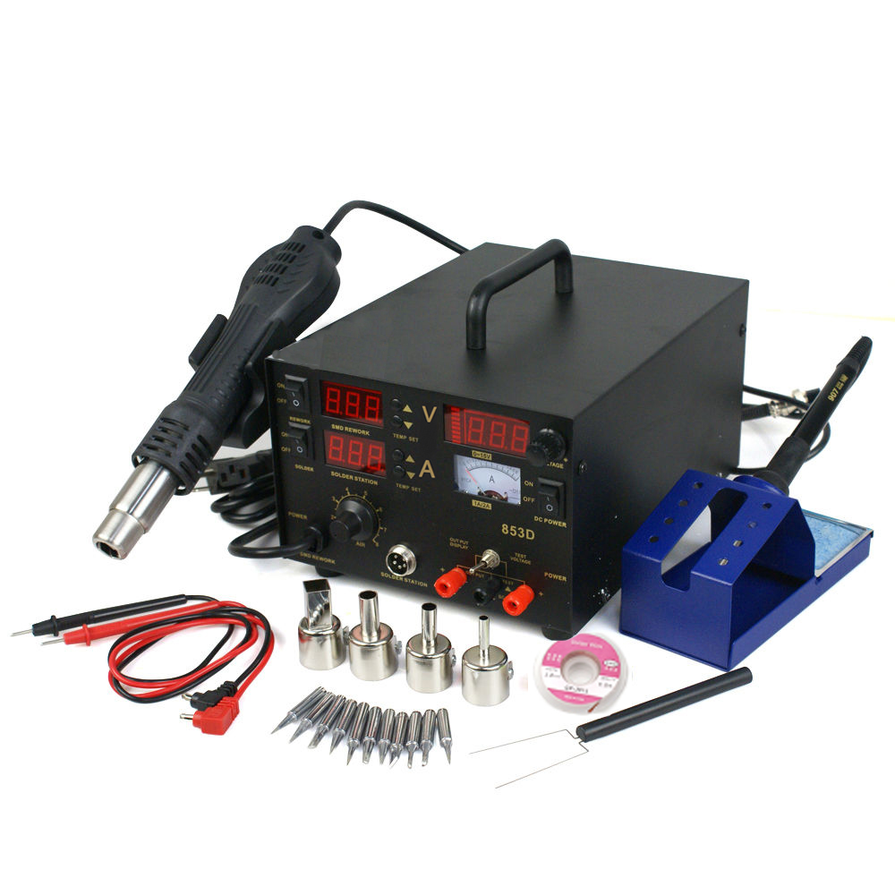 application of dc power supply