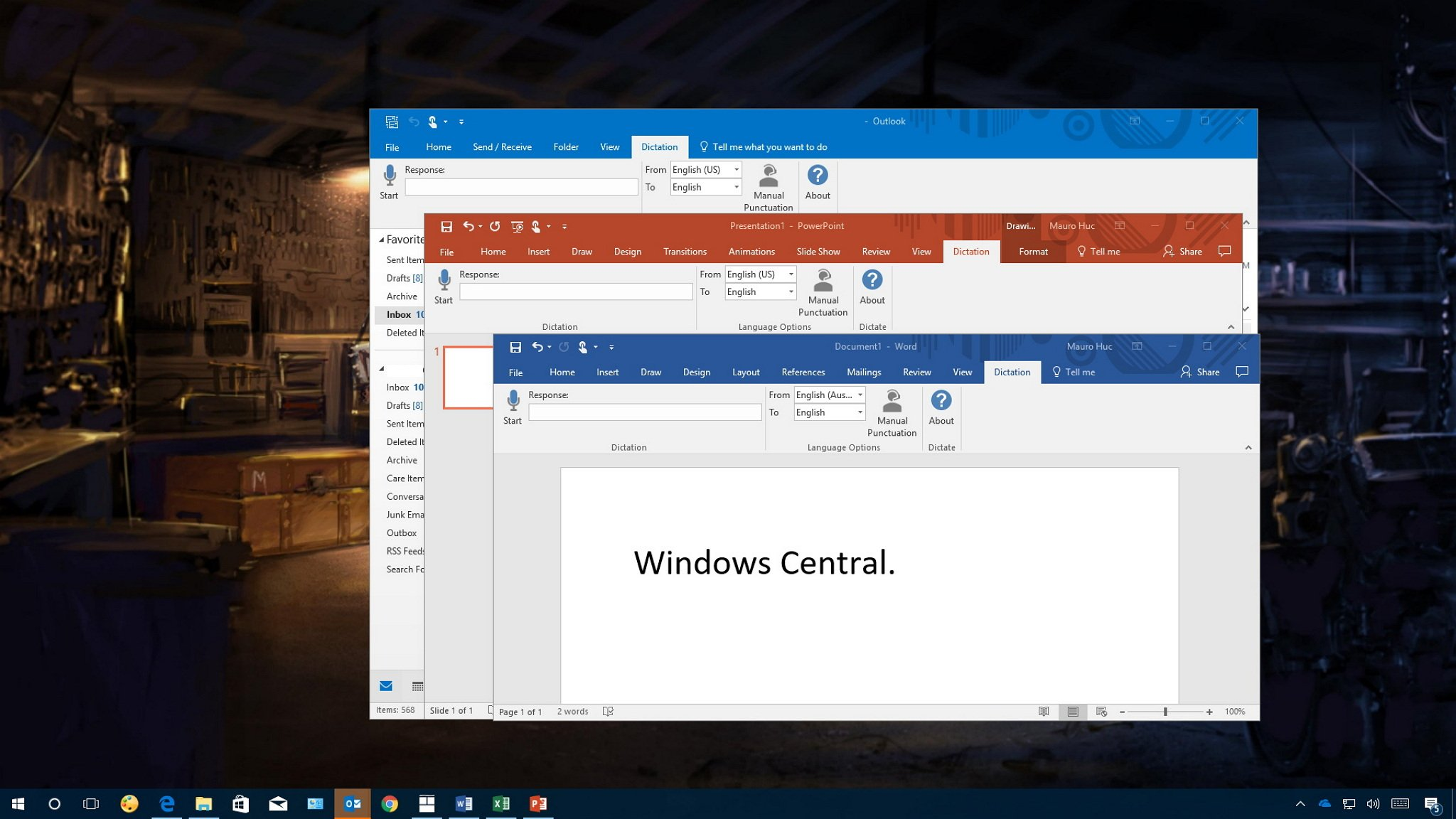 text to speech application for windows