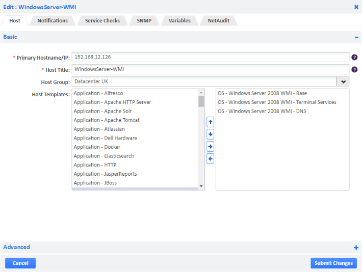 tivoli application dependency discovery manager